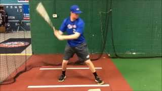 Jackson Bell, Hitting - CT Capitals 18U - Conard High School (CT)