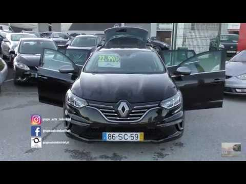 Renault Megane 2016 | Black Friday Grupo Auto-Industrial