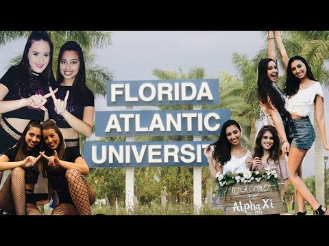 FAU EXPERIENCE | Living on Campus, Greek Life, + more
