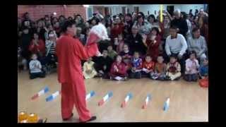 Hoboken Tony Famous Chinese Dog Trainer Amazing Show