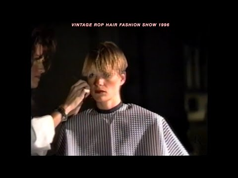 90'S HAIR FASHION SHOW