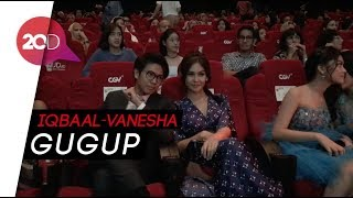 Iqbaal Dan Vanesha Ngaku Gugup Di Gala Premiere 'dilan 1990'