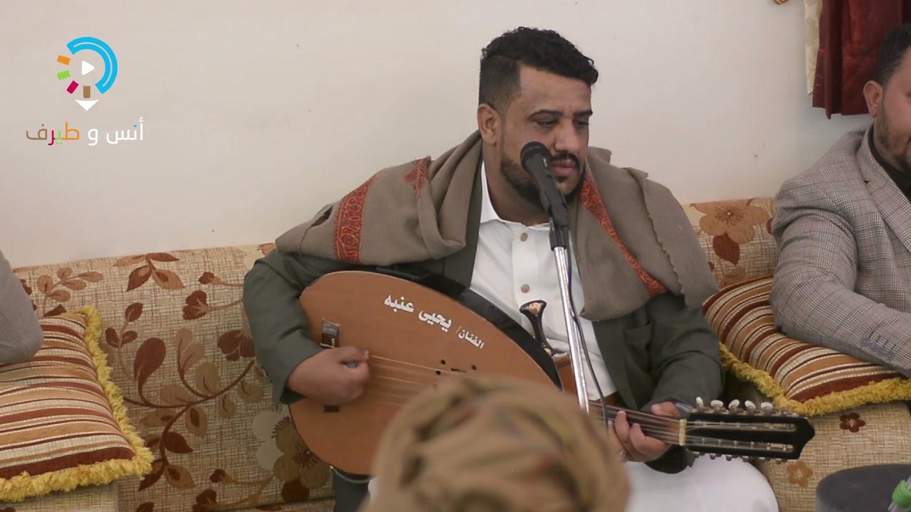 العندليب يحيى عنبه جلسه مقيل يغني من روائع المرشدي | افراح آل جعفر