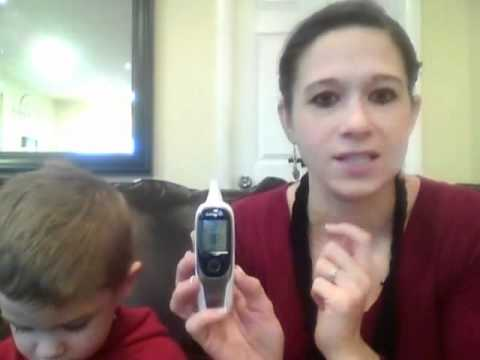 Safety 1st Versascan Talking Thermometer Review Youtube