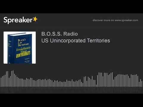 US Unincorporated Territories