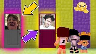 YANLIŞ YOUTUBER İFŞASINI SEÇERSEN ÖLÜRSÜN - Minecraft