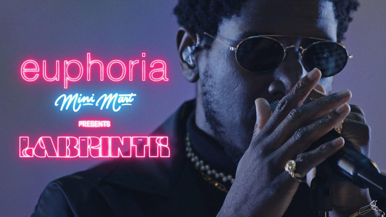 Labrinth apresenta músicas ao vivo da série Euphoria pela primeira vez em um show virtual