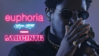 EUPHORIA LIVE | LABRINTH x MINI-MART PERFORMANCE | HBO