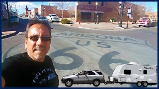 Get Your Kicks on Route 66 - Arizona and New Mexico