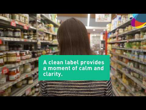Why consumers prefer clean labels?