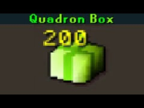 Loot from 200 Quadron Boxes | SO LUCKY?! + HUGE GIVEAWAY | Dreamscape RSPS