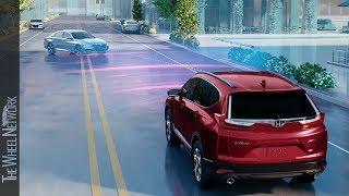 Honda CR-V Collision Mitigation Braking System