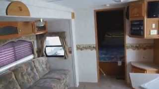 2003 Keystone Montana Mountaineer 310 TBS Travel Trailer Slide , Bunks, $10,900