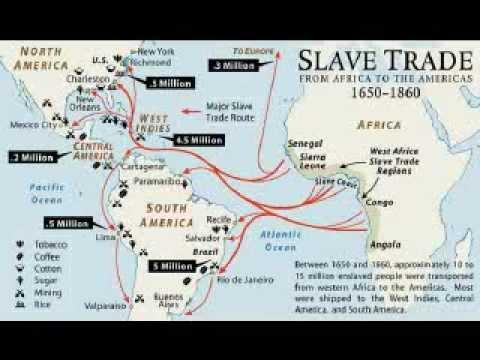 Malachi Z York - Slave Trade
