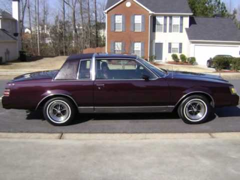 1986 Buick Regal >> 1986 Buick Regal 77 000 Original Miles Youtube