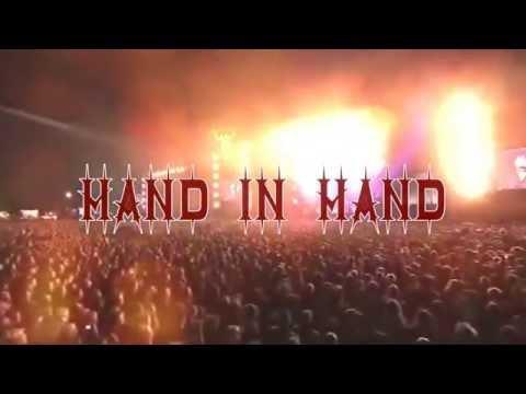 Volbeat - Heaven nor Hell Lyrics Video (live)