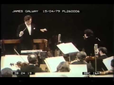 Rodrigo: Concierto Pastoral for Flauta Solista - Movement 1 Allegro