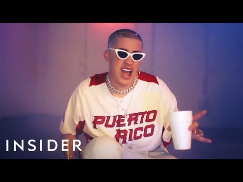 Meet Bad Bunny, The Puerto Rican Rapper Taking Over YouTube