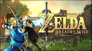 Zelda - First Speedrun Attempt   BOTW