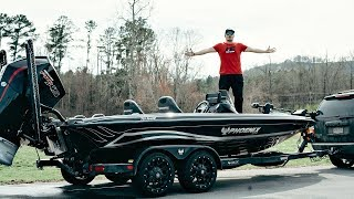 Touring my OVER-PRICED New Bass Boat!! Is it Worth the Money???