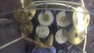 """Yo te Busco"" by Marcos Witt. Drums."