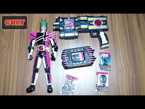 Kamen Rider Decade Siêu nhân thẻ bài bắn súng
