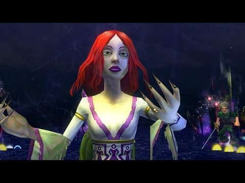 Wizard101: New Storm Spell Quest - Rusalka's Wrath