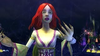 Wizard101: New Storm Spell Quest - Rusalka