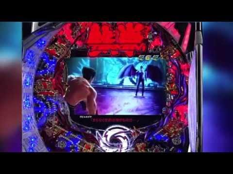 Tekken CR - Jin Kazama VS Kazuya Mishima...