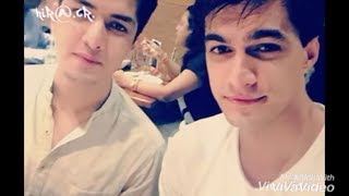 Mohsin khan and sajjad khan (khan brothers)