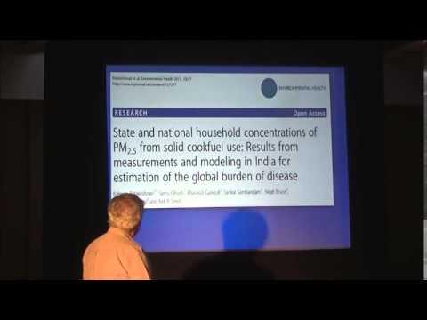 Kirk Smith,  University of California, Berkeley,  talk Anil Agarwal dialogue
