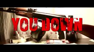 Sticky & One Shot   You Down ( Official Video)