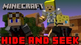 Minecraft Mini Game (Hide and Seek) w/Dostlar - Bölüm 8 Turkish/Türkçe