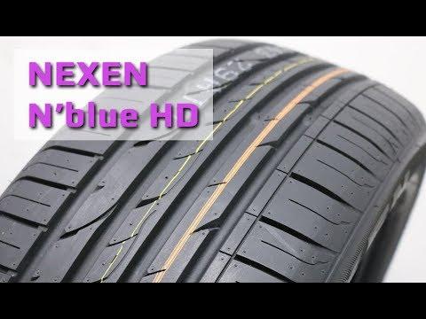NEXEN N'Blue HD /// обзор