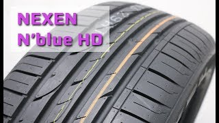 NEXEN N'Blue HD /// обзор