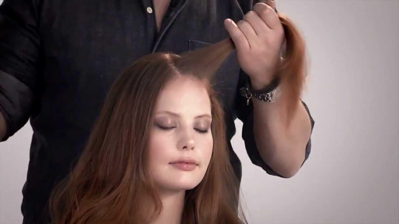 So Verwandeln Sie Glattes Haar In Traumhafte Locken Youtube