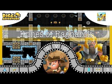 [~Odin~] #3 Runes of Ragnarok - Diggy's Adventure