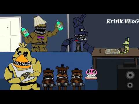 Five Nights At Freddy's 4 - ФНАФ 4 ФИЛЬМ