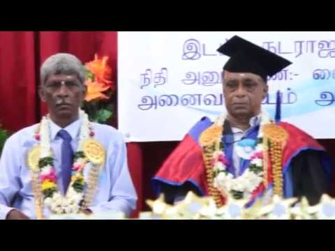 Karainagar Hindu College Prize Day -2017 Video