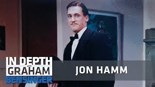 Jon Hamm: From star athlete to lead actor