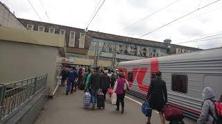 видео Павелецкий вокзал