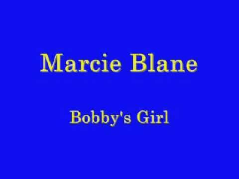 Marcie Blane - Bobby's Girl - 1962