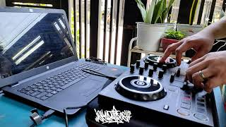 Pioneer DDJ 200 Virtual DJ 2021 Break Beat Scratch Practice