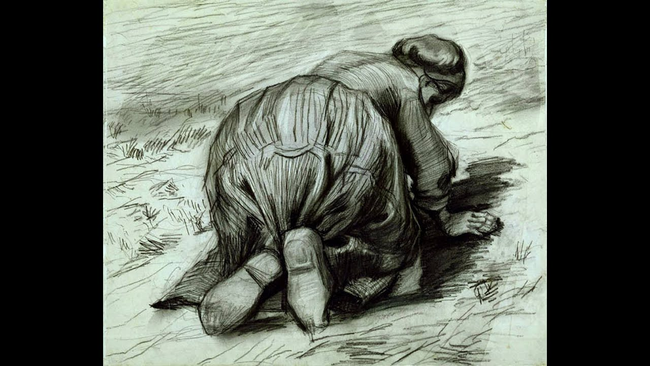 Vincent Van Gogh Letters From Arles Drawings