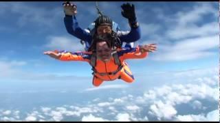 Аэроград. Прыжок с парашютом.