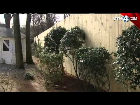 Tall Fence Owner Talks About Neighbor Dispute
