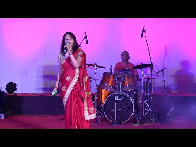 Durga Puja Bangalore, 2016 | Kohal Band | Meraa Naam Chin Chin Choo