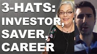 3-HATS: [Investor, Saver, Career] -Lynette Zang Interviews Lior Gantz