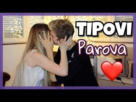 TIPOVI PAROVA with ANDRIJA JO