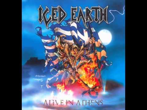Iced Earth - Slave to the dark (alive in Athens)